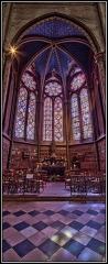 Cathédrale Saint-Pierre - Français:   Beauvais, Cathédrale Saint Pierre. Chapelle Sainte Marie.