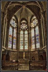 Cathédrale Saint-Pierre - Beauvais, Cathédrale Saint Pierre. Chapelle Saint Vincent.