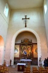 Eglise de la Basse-Oeuvre -  Église Notre-Dame-de-la-Basse-Œuvre de Beauvais