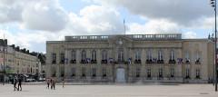 Hôtel de ville - English: Beauvais, the town hall