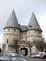 Ancien palais épiscopal, ancien palais de justice, actuellement musée départemental de l'Oise -  Palais épiscopal de Beauvais (musée départemental de l'Oise)
