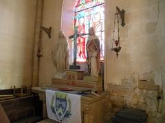 Eglise - Église Saint-Étienne de Bouconvillers