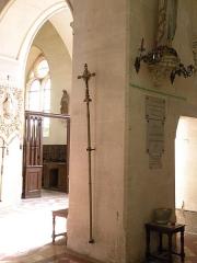 Eglise - Français:   Église Saint-Étienne de Bouconvillers