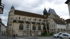 Eglise Saint-Antoine - L'église Saint-Antoine à Compiègne (Oise, Picardie, France).