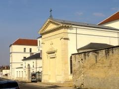 Ancien Hôpital Saint-Joseph -  Ancien hôpital Saint-Joseph, 37 rue Saint-Joseph