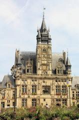 Hôtel de ville - English: Compiègne, the town hall
