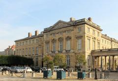 Palais et ses abords - English: Compiègne, Château, western wing