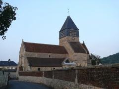 Eglise - English: Saint-Hilaire's church of Coudun (Oise, Picardie, France).