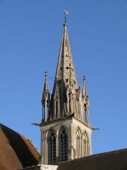Eglise Saint-Denis - English: Saint-Denis' church of Crépy-en-Valois (Oise, Picardie, France).
