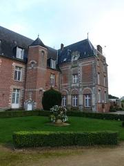 Château - Picard: Catieu d'Creuvetchœur l'Grand (Oèse)