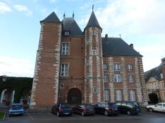 Château - Picard: Catieu d'Creuvetchœur l'Grand (Oèse)  - Mérrie