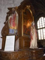Eglise Sainte-Marie-Madeleine de Maignelay - Français:   Intérieur de l\'église Sainte-Marie-Madeleine à Maignelay-Montigny (60). PA00114734