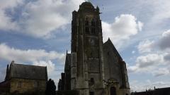 Eglise Saint-Martin de Montigny - Français:   Eglise Saint-Martin de Montigny, située sur la commune de Maignelay-Montigny (Oise, 60), classée sur la liste des Monuments Historiques de France, depuis le 15 août 1919 (PA00114735)