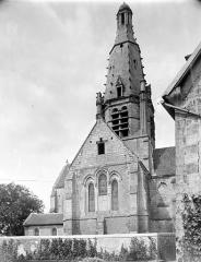 Eglise Saint-Crépin et Saint-Crépinien - French architectural photographer