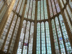 Ancienne abbaye - Français:   Intérieur de l\'abbaye de Saint-Martin-aux-Bois (60). PA00114868