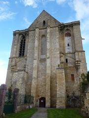Ancienne abbaye - Français:   Abbaye de Saint-Martin-aux-Bois (60). PA00114868