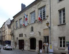Hôtel de ville - English: Senlis (Oise), the town hall