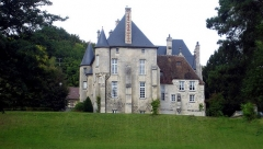 Château - English:   CHATEAU D\'ORROUY