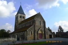 Eglise - English:   The Church of Saint Martin