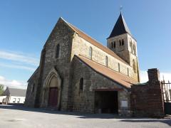 Eglise - English:   Barenton-Bugny (Aisne) église