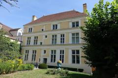 Maison de Jean de la Fontaine - Français:   Musée Jean-de-La-Fontaine, Château-Thierry, Aisne, France