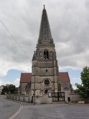 Eglise - English:   Coucy-la-Ville (Aisne) église
