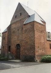 Eglise Saint-Martin - English: Église Saint-Martin de Jeantes