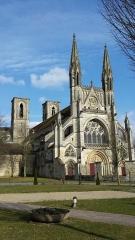 Eglise Saint-Martin - Eglise Saint Martin, situé tout prés du centre hospitalier