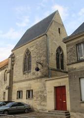 Ancienne église Saint-Martin-au-Parvis - English: Laon, the former church St-Martin-au-Parvis