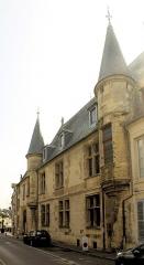 Hôtel du Petit-Saint-Vincent - English: Laon, Hôtel du Petit-Saint-Vincent