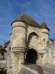 Porte d'Ardon - Deutsch: Porte d'Ardon in Laon, Picardie, Frankreich