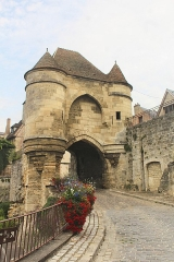 Porte d'Ardon - English: Laon, the gate