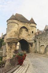 Porte d'Ardon - English: Laon, the gate