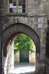 Porte de Chenizelles - Français:   Porte des Chenizelles, Laon, Aisne, France