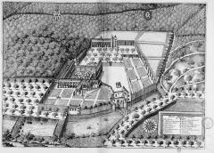 Ancienne abbaye bénédictine de Saint-Nicolas - French archaeologist and historian