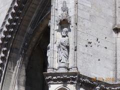 Ancienne abbaye de Saint-Jean-des-Vignes -  Saint-Jean-des-Vignes Abbey /Soissons
