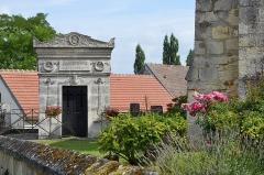 Mausolée du Général Charpentier - Français:   Mausolée du général Charpentier à Oigny en Valois, Aisne, Picardie, France