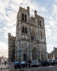 Eglise Saint-Vulfran ou ancienne collégiale - Deutsch: Église Saint-Vulfran d'Abbeville