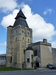 Hôtel de ville - Français:   Beffroi