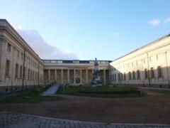 Bibliothèque municipale - Français:   Bibliothèque municipale Louis-Aragon d\'Amiens.