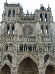 Cathédrale Notre-Dame - Français:   Cathédrale Notre-Dame Amiens, Somme, France.