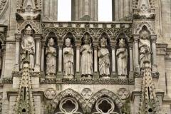 Cathédrale Notre-Dame - Français:   Cathédrale Notre-Dame, façade ouest.