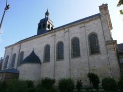 Eglise Saint-Acheul - Français:   Amiens - Eglise Saint-Acheul