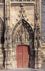 Eglise Saint-Germain-l'Ecossais - Église Saint-Germain-l'Écossais d'Amiens