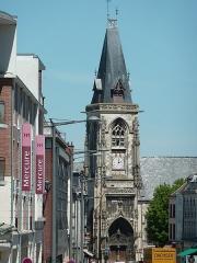 Eglise Saint-Germain-l'Ecossais - Église Saint-Germain  Amiens.-  Somme (département), France