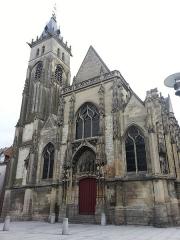 Eglise Saint-Germain-l'Ecossais - Église Saint-Germain-l'Écossais