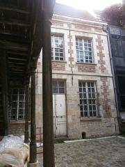 Hôtellerie de l'Angle (ou de l'Ange) d'Or - Français:   Amiens - Maison de l\'Ange d\'Or