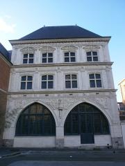 Maison du Sagittaire - Français:   Amiens, Maison du sagittaire