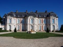 Château de Long - English: Chateau de Long, XVIIIe siècle in the Somme departement and Picardie region