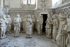 Chapelle du Saint-Esprit - Nederlands: Rue (departement van de Somme, Frankrijk): interieur van de Chapelle du Saint-Esprit